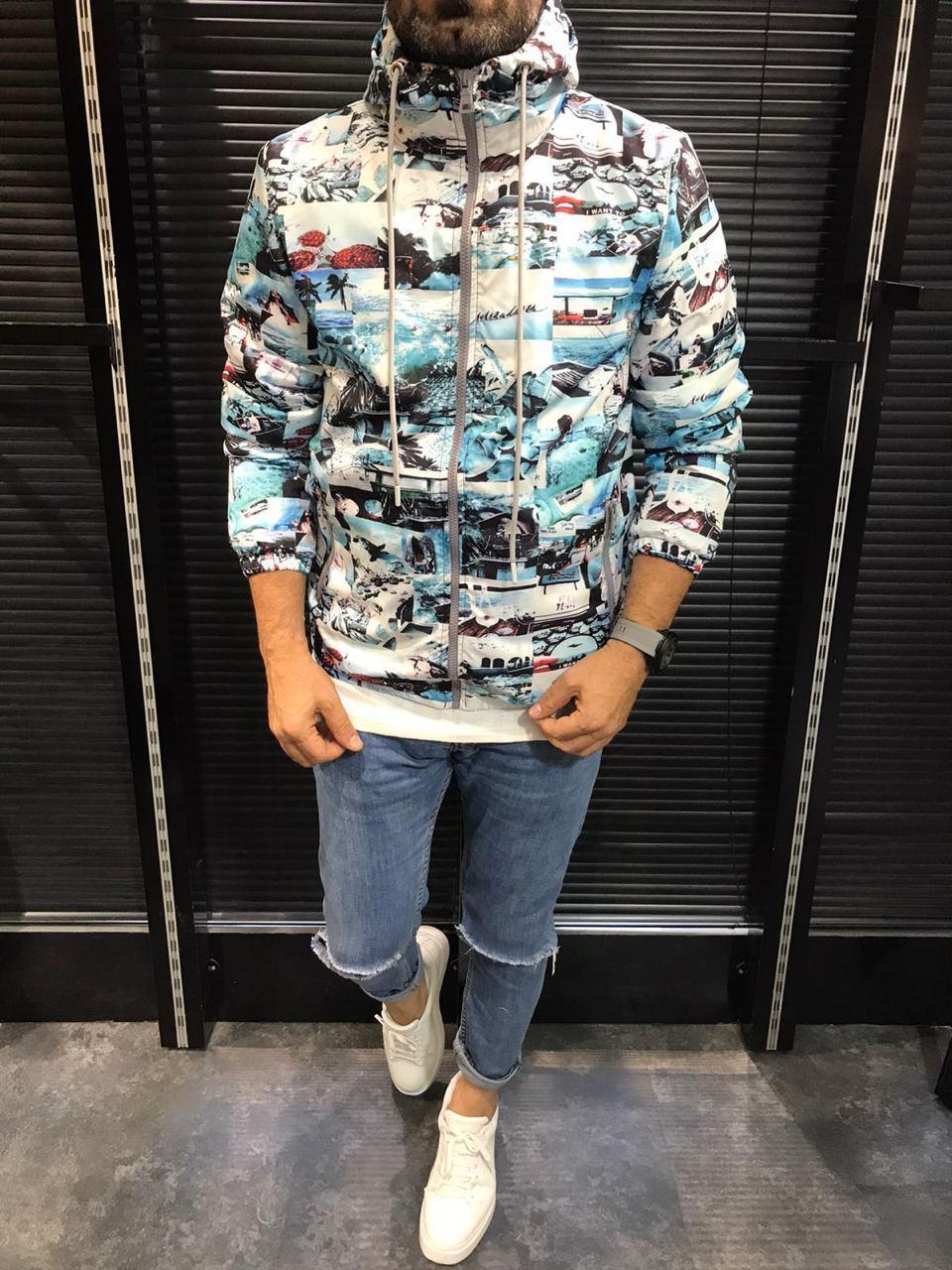 Чоловіча куртка P8083