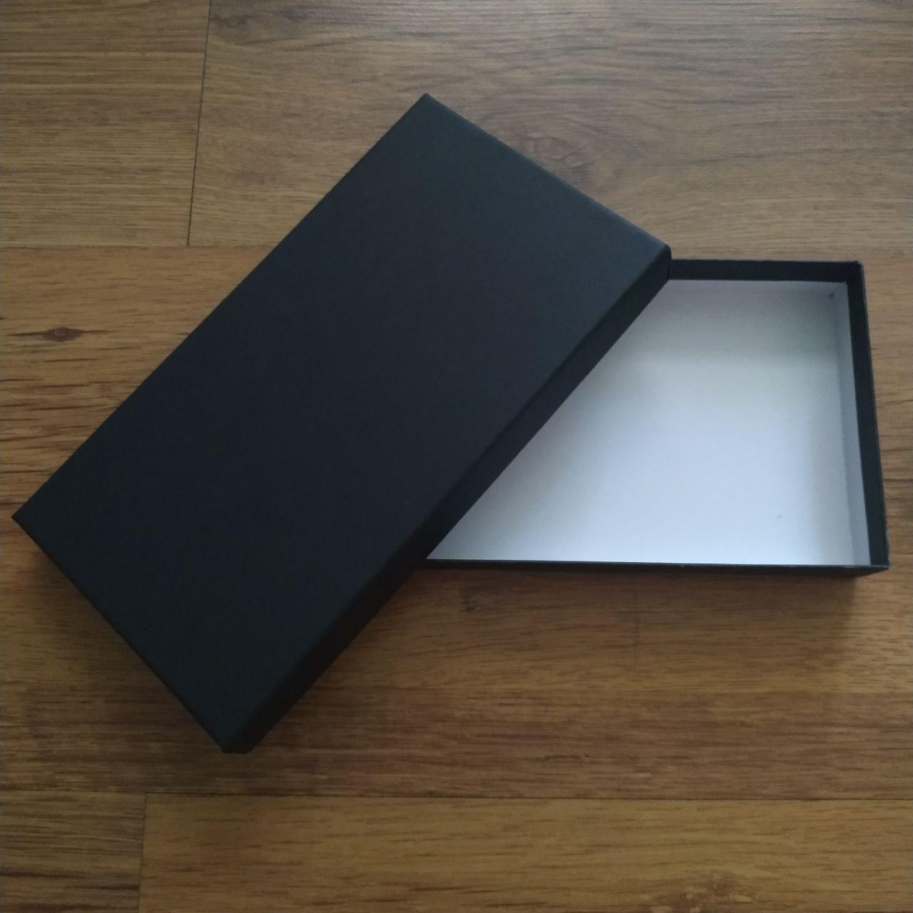 Коробка подарункова для гаманця. Велика.