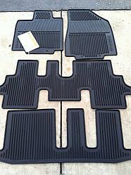 Автомобильные коврики Nissan