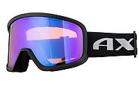 Маска горнолыжная Axon Avalanche 3 Black, фото 1