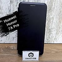 Чохол книжка для Huawei Honor 7A Pro G-Case Чорний