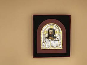 Икона в деревянной рамке Христа Спасителя И00023-1