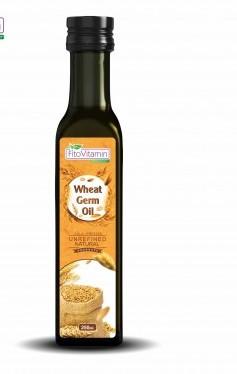Масло зародышей пшеницы 500 ml