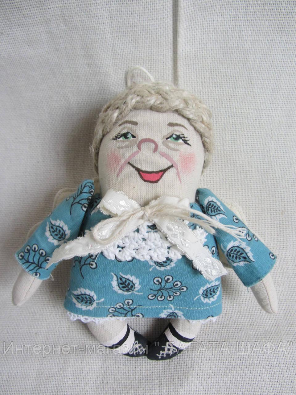 """Текстильная кукла """"Мой родной ангел"""", в-13 см, 115\85 - Интернет-магазин """" БАГАТА ШАФА"""" в Хмельницком"""