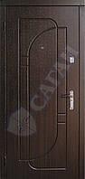 Дверь входная Саган 850х2030;950х2030 мм металл-МДФ №18