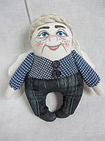 """Текстильная кукла """"Мой родной ангел"""", в-13 см, 115\85"""