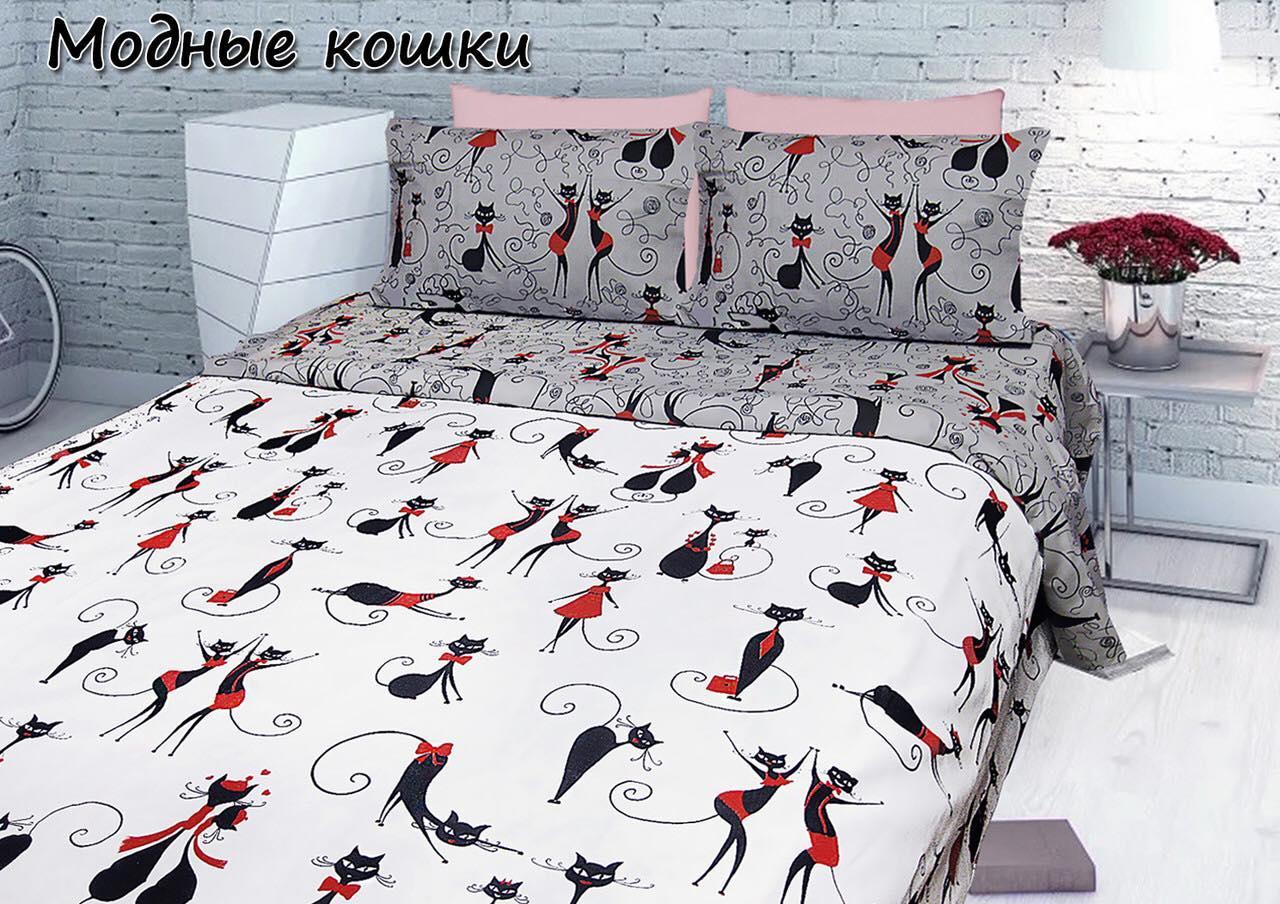 Комплект спального постельного белья ТИРОТЕКС - Тирасполь семейный ткань Бязь - 100% хлопок