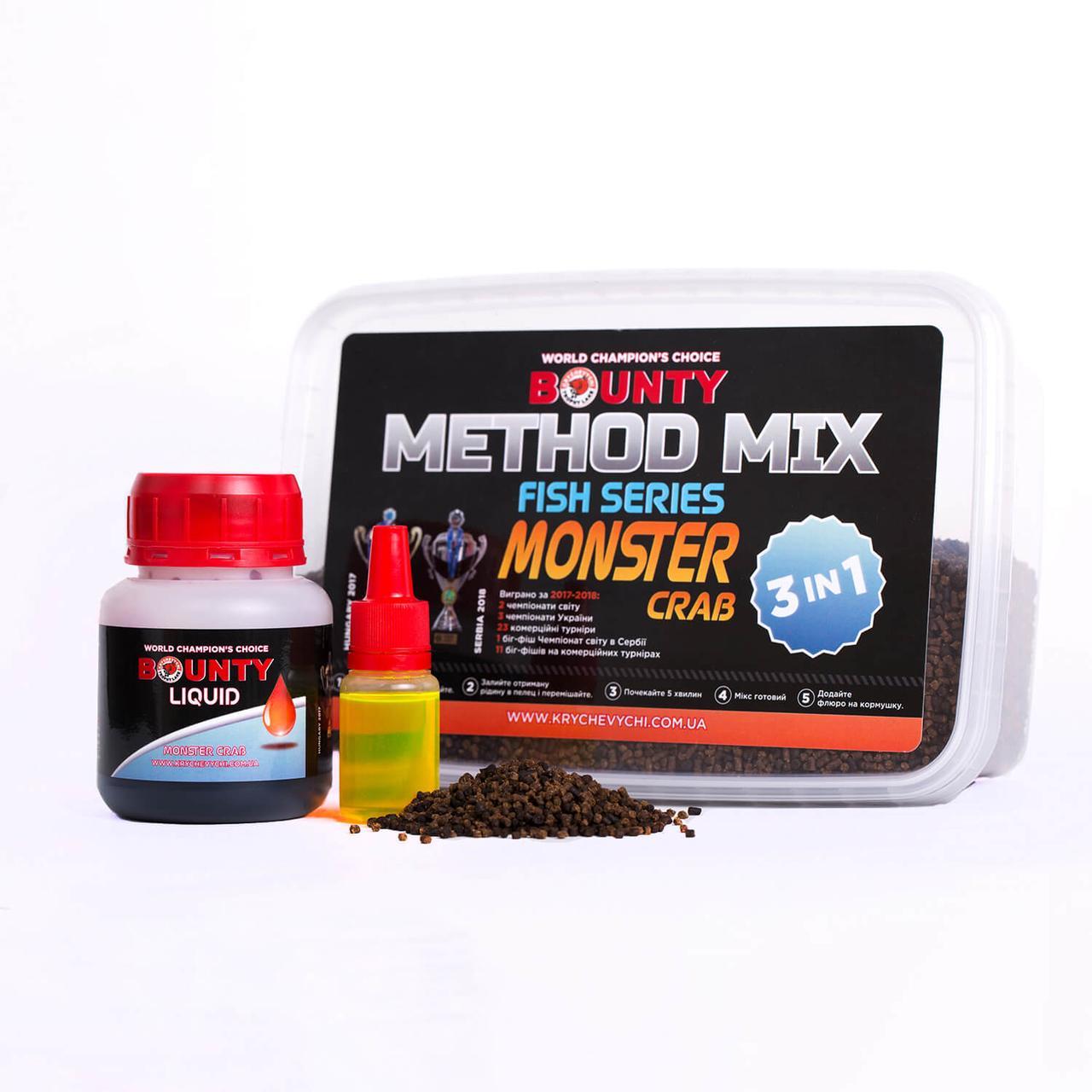 Метод микс Bounty Method Mix Monster Crab (Монстер Краб)
