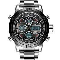 Чоловічі наручні годинники AMST Mountain Steel
