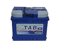 Аккумулятор TAB Polar Blue 60 Ah/12V (1) Euro (Малий) L-1