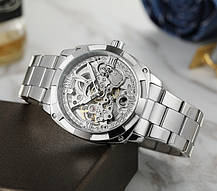 Мужские наручные часы Forsining Blitz, фото 2
