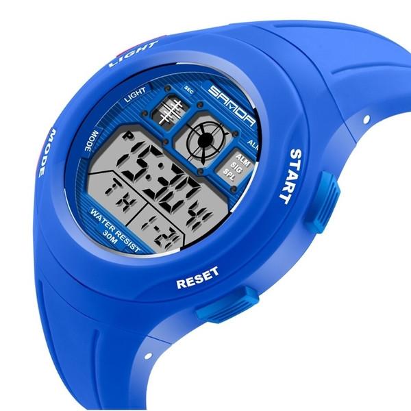 Детские наручные часы Sanda Baby Blue