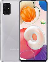 Смартфон Samsung A515F Galaxy A51 6/128 Duos (metallic silver)