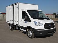 Ремонт фургонов и полуприцепов