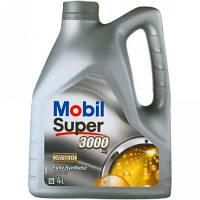 Масло моторное Mobil Super 3000 X1 5W40 4 литра