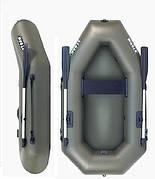 Надувная гребная лодка ПВХ STORM St220