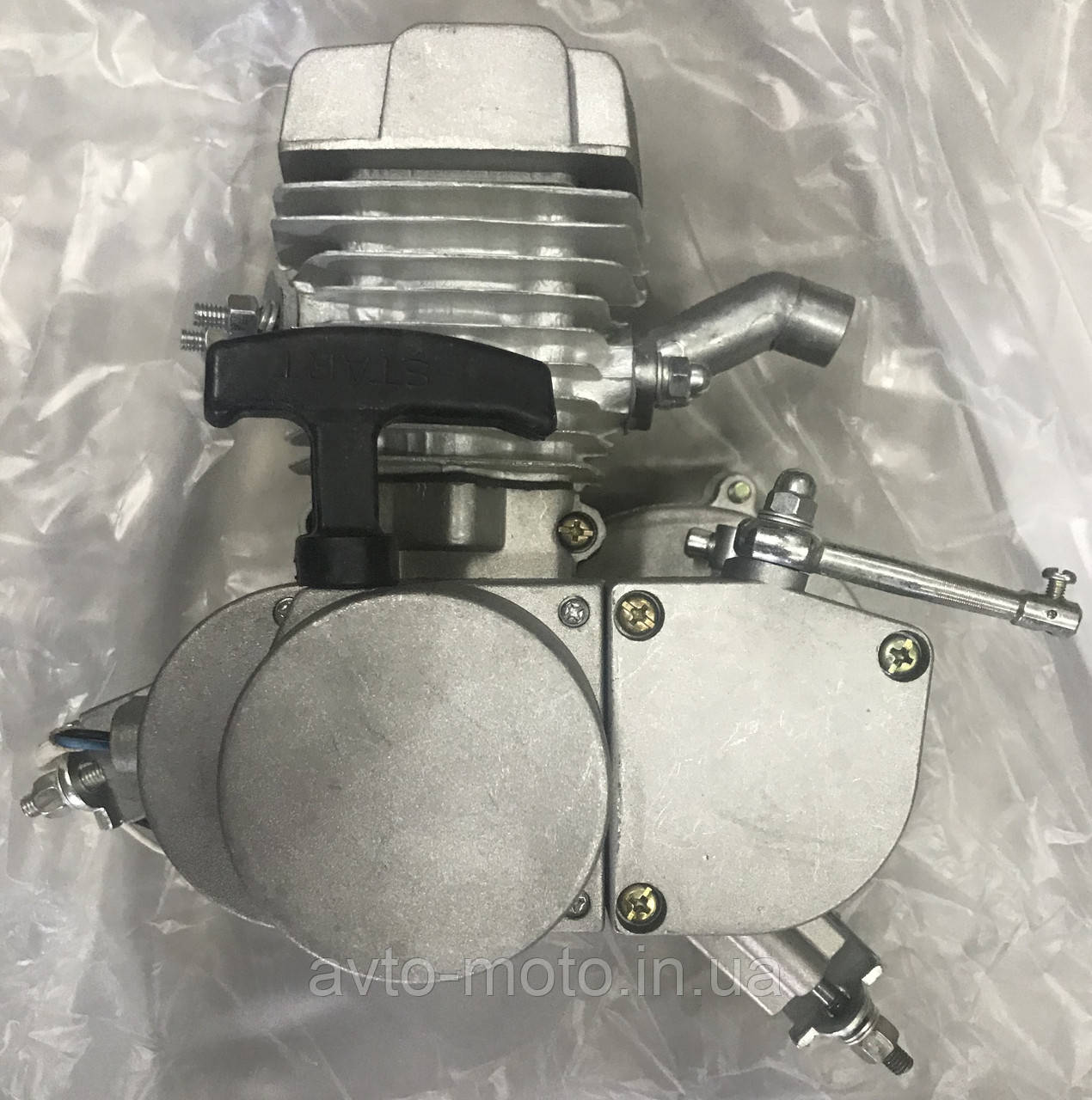 Веломотор дырчик F50 со стартером (без комплекта)