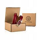 Шкіряний жіночий ремінь Betlewski® 2 х 0,2 (LIC20-2-SR)- червоний, фото 5