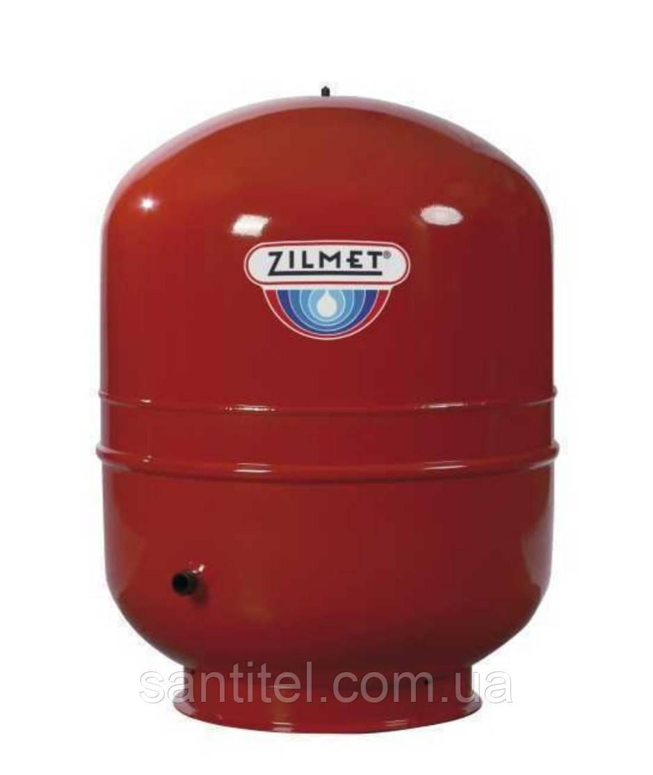 Бак Zilmet  cal-pro для систем отопления  80л 6bar