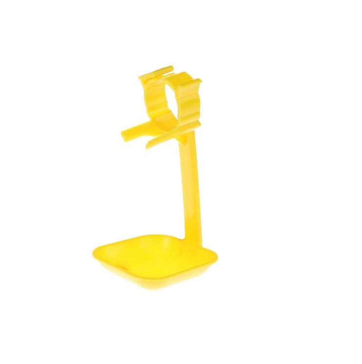 Каплеуловитель для ниппельных поилок на круглую трубу Н-Т KL-4