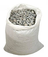 Щебінь, фракція 5 - 20 (мішок 25 кг)
