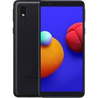 Смартфон Samsung A013F Galaxy A01 Core 1/16 Duos (чорний)