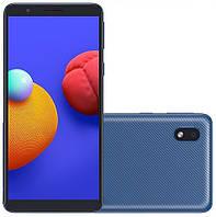 Смартфон Samsung A013F Galaxy A01 Core 1/16 Duos (blue)