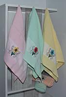 Набор полотенец Цветок 2 (6 шт)