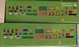 Конструктор Железная дорога «Маленький паровозик» (LimoToy M0439), фото 3