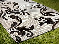 Дорожка в коридор Cappuccino бежевая 16025/118, Karat Carpet:  80; 120; 150; 200; 250; 300 см