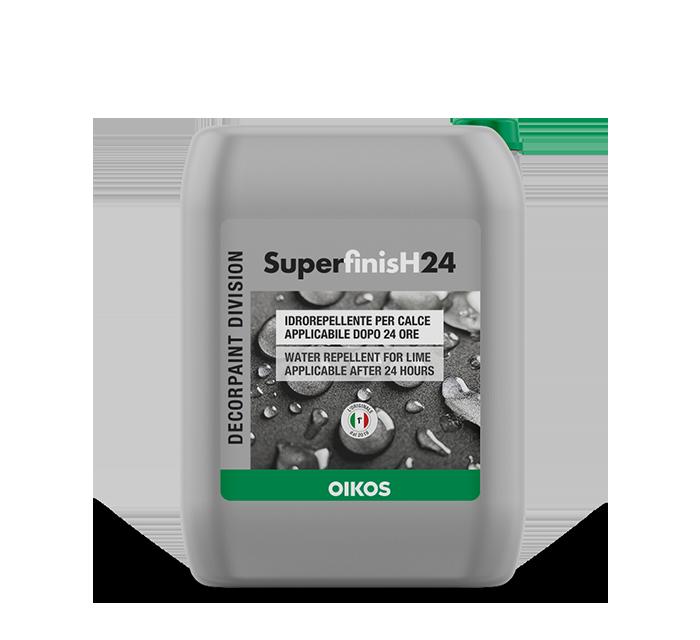 Защитное покрытие SUPERFINISH24. Oikos