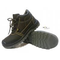 Ботинки рабочие с металлическим носком s3 спецобувь