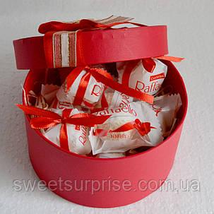 """Конфеты """"Raffaello"""" в подарочной коробке (мини), фото 2"""