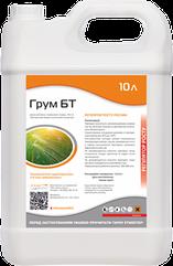 Регулятор роста Грум БТ Океан Инвест 10 л (хлормекват-хлорид, 750 г/л), от полегания рапса, пшеницы, ячменя