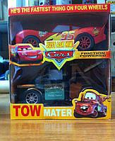 """Набор Машинки """"Тачки/Cars"""" 2шт McQueen & MATER (МакКуин и Мэтр) (инерционные) 513/00-4"""