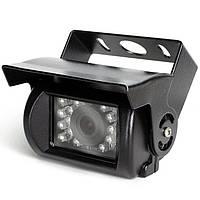 Камера переднього виду з ІЧ-підсвічуванням для Автобусів, Вантажівок, Спецтехніки. (КПВ-193), фото 1