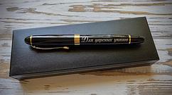 Ручка подарункова з гравіюванням METAL 03