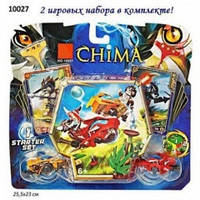 "Конструктор ""Legends of Chima"" ""Бойцы Чи"" 10027"