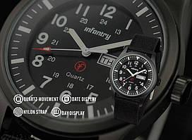 Часы INFANTRY Military Mens Date Day Quartz Sport IN-044