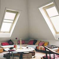 Мансардные окна - больше свободы, больше комфорта.