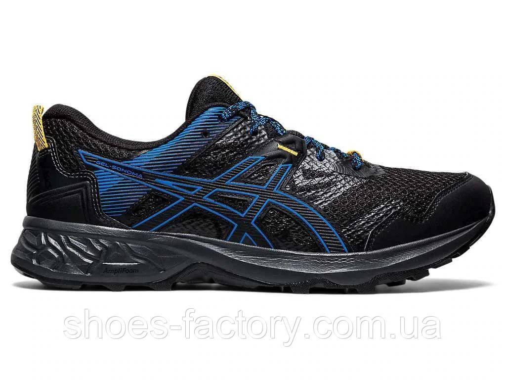 Мужские кроссовки ASICS GEL-Sonoma 5, 1011A661-001 (Оригинал)