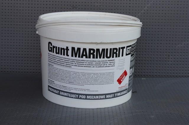 Грунт Marmurit GT для мозаичной штукатурки 10л