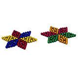 Toy Іграшка NEO CUB MIX кольоровий + Подарунковий бокс (216 кульок по 5 мм), фото 3