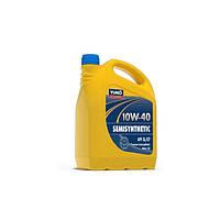 Моторное масло Полусинтетическое Yukoil VEGA SYNT SAE 10W-40 (5л Конистра)