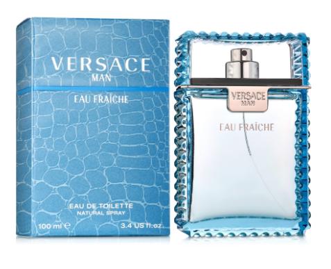 Мужская парфюмированная вода Versace Man Eau Fraiche, 100 мл