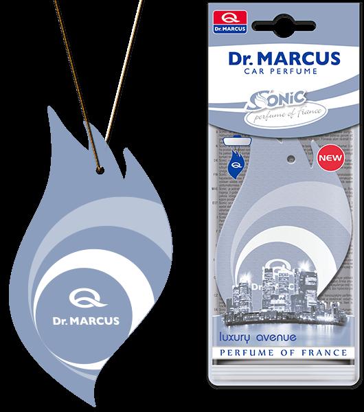 Ароматизатор листочок Dr Marcus Sonic  Luxury Avenu