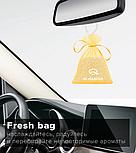 Ароматизатор ваніль Dr Marcus Fresh Bag Vanilla , фото 3