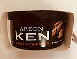 Ароматизатор яблуко Ken Areon Apple & Cinnamon , фото 4