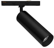 Светильник на трек WL-208А-WH 7Вт BK чёрный