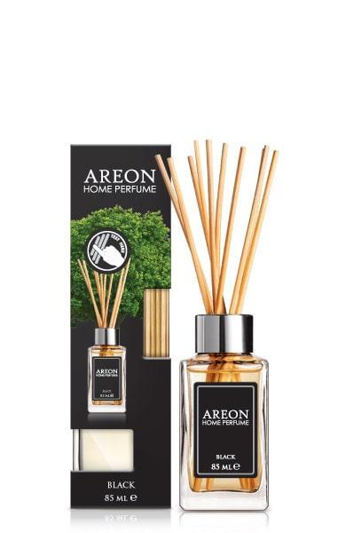 Ароматизатор Areon Home Perfume Black  Lux 85мл Блек